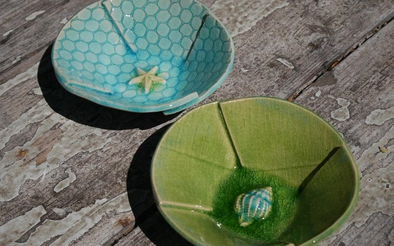 Keramikschüsseln